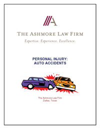 Personal Injury: Auto Accidents