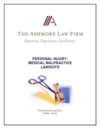 Medical Malpractice Lawsuits Report