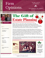 Winter 2014-2015 Newsletter