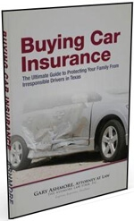 FREE Book – Buying Car Insurance