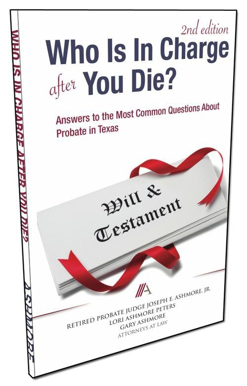 FREE Book- Who Is In Charge AFTER You Die? 2nd Edition